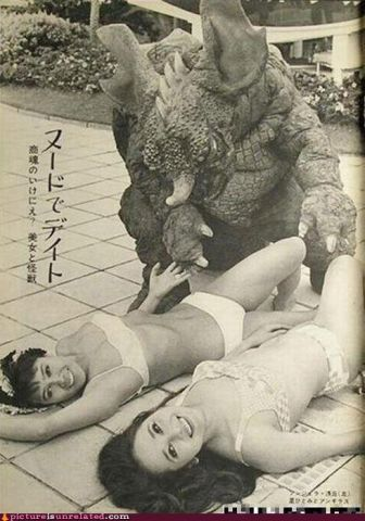 Monsters get all the chicks...in Japan....jpg