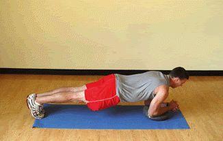 Modified Plank on Balance Board.gif