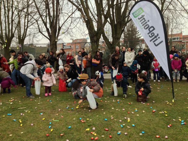 LifePoint Brussels Egg Hunt