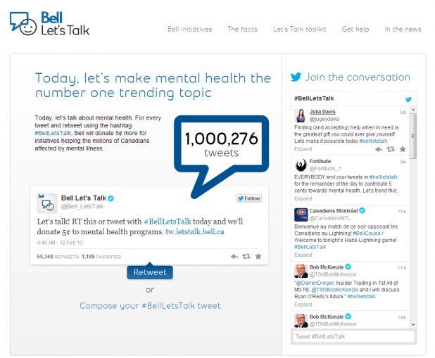 Bell Let's Talk 1 Million Tweets 12-02-2013 7-46-07 PM.png