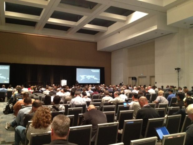 RightScale session on Hybrid IT at AWS Summit San Francisco.jpg