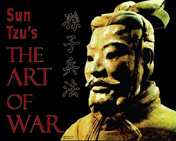 Vídeo: A Arte da Guerra por Sun Tzu – 'Comentado'