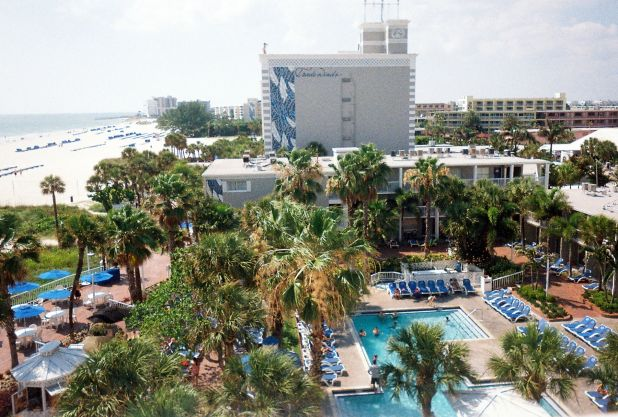 View from my Window at Tradewinds Resort - St. Pete Beach.jpg
