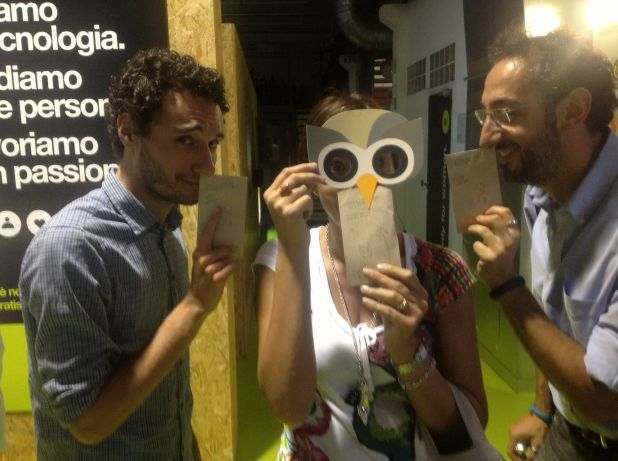 #HootUpSMMD HootSuite al Mashable Social Media Day in Milano