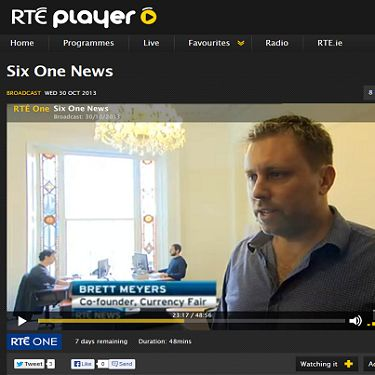 CEO Brett Meyers on Irish News 375.png