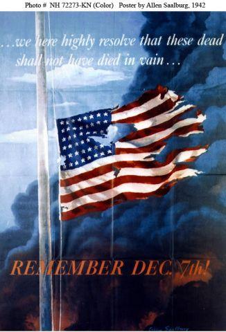 Dec 7 Poster by Allen Saalburg 1942.jpg
