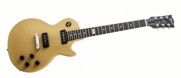 2014 Les Paul Melody Maker (TV Yellow Satin).gif