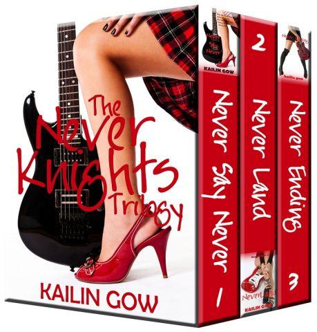 Never Knights Trilogy Set -med.jpg