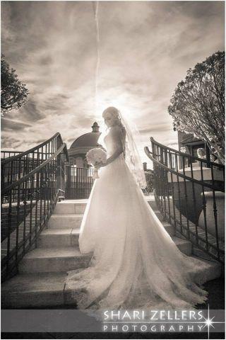 Bride on stairs ~ SZ.jpg