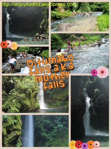 Baler,Aurora Tour Package Enjoy Ka Dito-Surfing 12 Ditumabo falls or mother falls.jpg