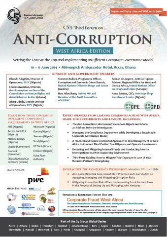 Anti-Corruption West Africa, Cover.png