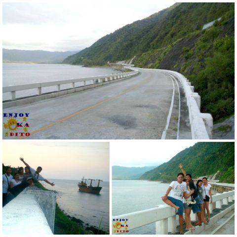 tour package enjoy ka dito Pagudpud, Ilocos Patapat Viaduct.jpg