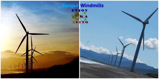 tour package enjoy ka dito Pagudpud, Ilocos Bangui Windmills3.jpg