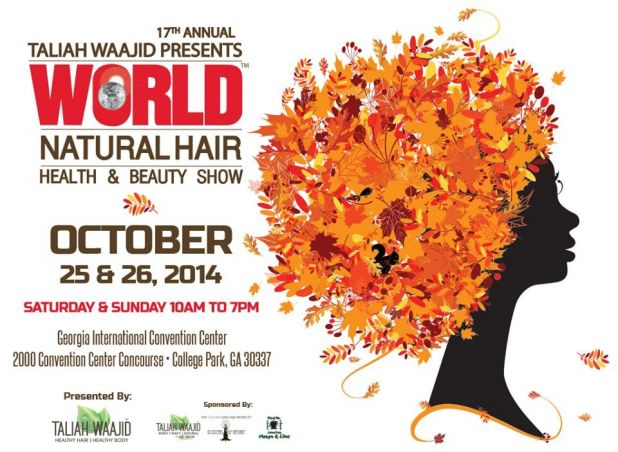 Be Part of the Main Stage at The World Natural Hair Show!!