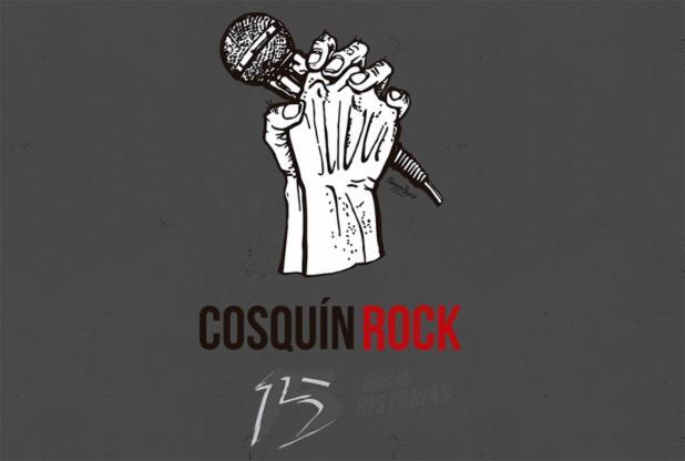<strong>Cosquin Rock 2015</strong> <br> 02-12-2014 - Grilla Confirmada!