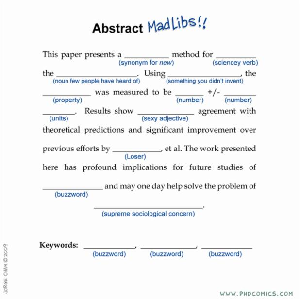 Phd Thesis Proposal Abstract