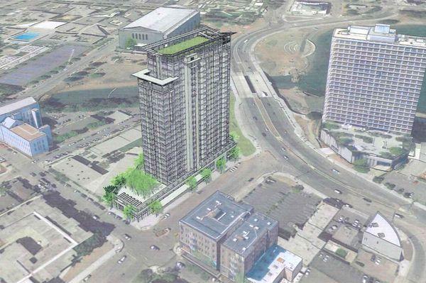 Oakland Lake Merritt Boulevard Apartments.png