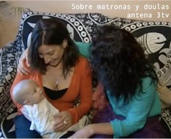 video antena3tv yolanda caballero gardyn doula