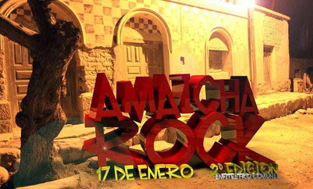 Amaicha Rock 2da Edici�n