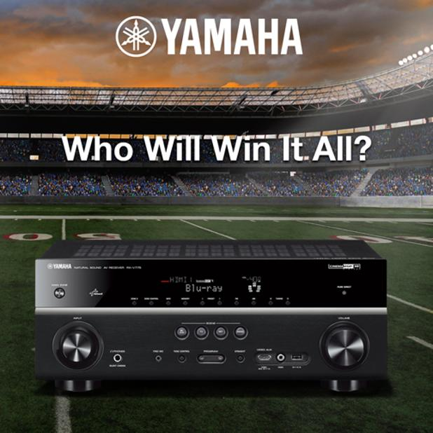 Who will win it all? #TurnItUp!