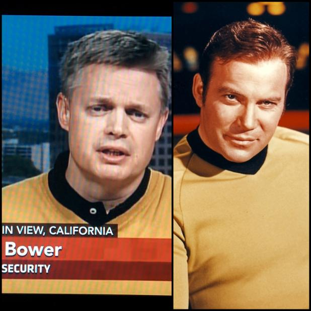 PBS Interviews Captain Kirk AKA Mark Bower on Cybersecurity Re: Anthem Hack
