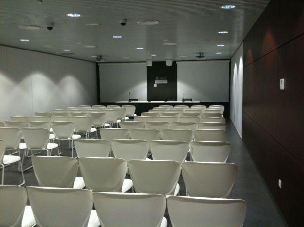 Madrid Emprende Salon de Actos
