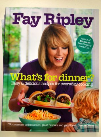 Fay Ripley&#039;s What&#039;s for Dinner.jpg