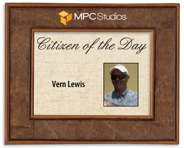citizen of the day vern lewis