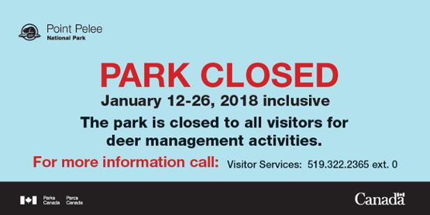 PPNP park closure deer T E 2018-01-04.jpg