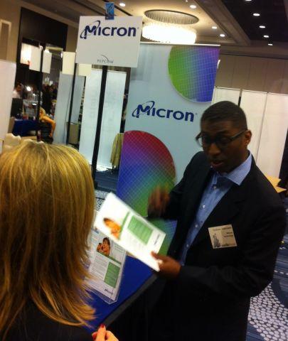 Micron at Pepcom MobileFocus 2012.jpg