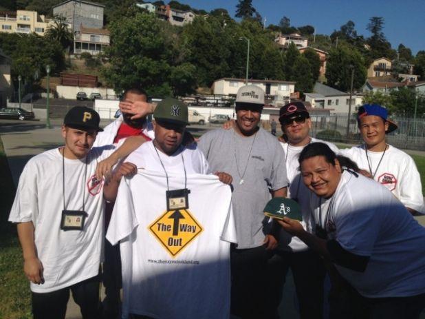 Cobe and Oakland Crew.jpg