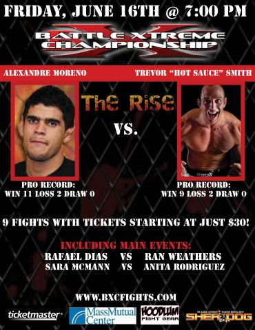 Alexandre Moreno vs Trevor Smith Poster - Smaller Image.jpg