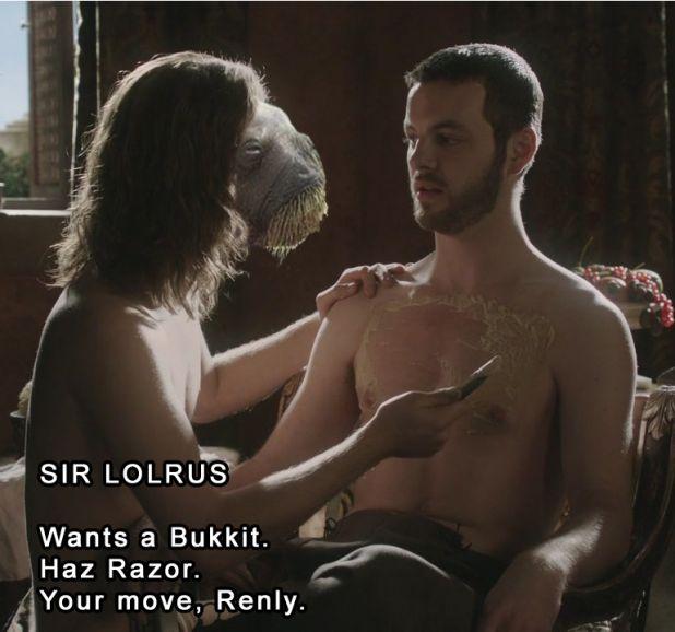 Sir Lolrus haz a razor.jpg