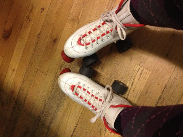 rollerskates at work.jpeg