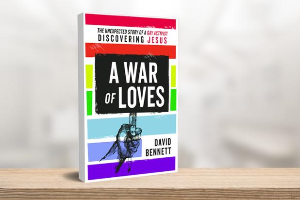 A War of Loves - David Bennett.png