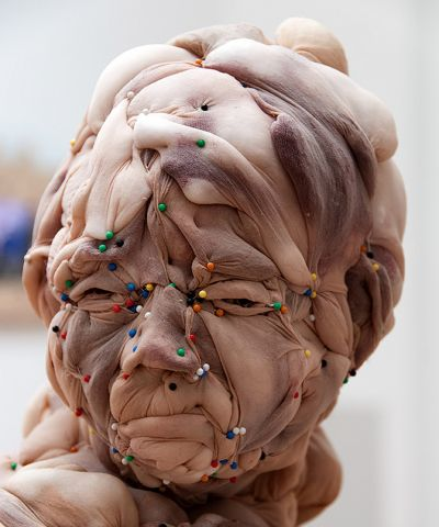 nylon sculpture head by Rosa Verloop photo by ed jansen.jpg