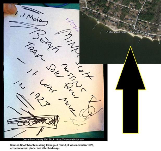 Dream_number_11608_20_January_2019_3_Minnes Scott beach missing train gold found_psychic_prediction.jpg