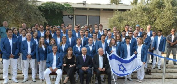 Israel Olympic Team 2012.jpg