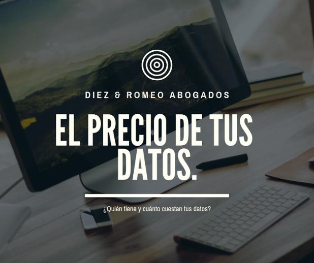 Díez y Romeo. El precio de tus datos (.png