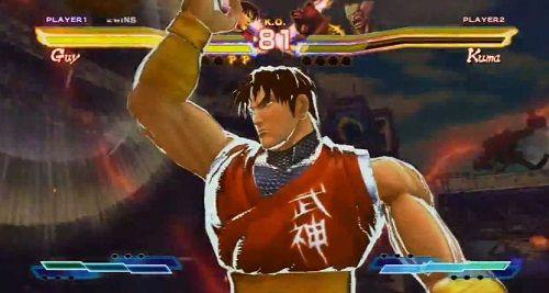 Desk Combo Video: Street Fighter X Tekken DLC Characters