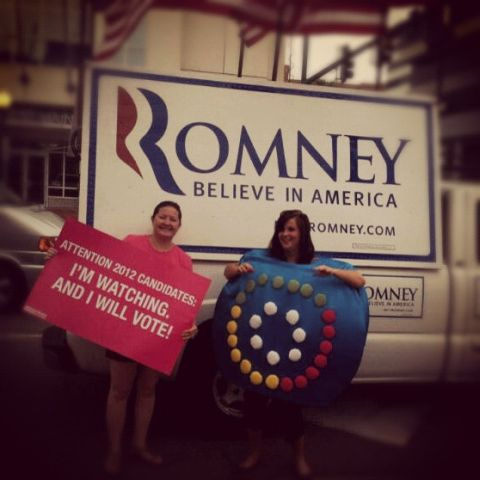 Pillamina at Romney event.jpg