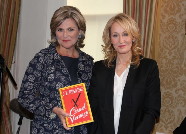 JK Rowling and Cynthia with the Casual Vacancy.jpg