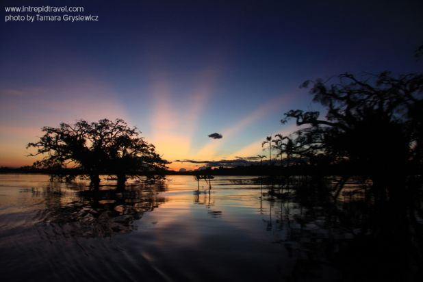 Intrepid-ecuador_amazon-jungle_lagoon-sunset-Tamara Grysiewicz.jpg
