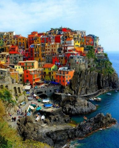 Good Morning From Cinque Terre, Italy.jpg