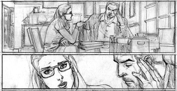 Arrow Season 2.5 - Chapter 23 - pg. 5 (Pencils).jpg