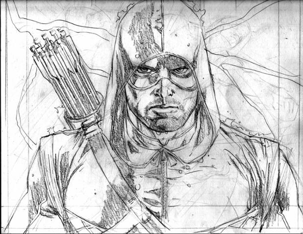 Arrow Season 2.5 - Chapter 23 - pg. 8 (Pencils).jpg