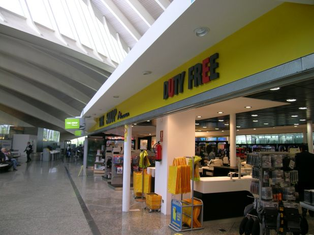 Duty Free Aeropuerto de Bilbao