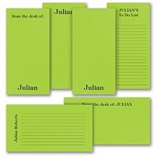 Jot a Line Note Pad Gift Set ~ SDCCS_SD33472TG50.jpeg