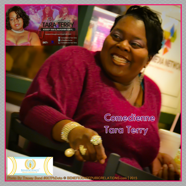Comedienne Tara Terry - BeneficiencePublicRelations.com.png