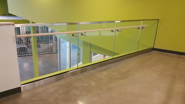 Jack Burger Sports Complex Aluminum Glass Railing 2.jpg